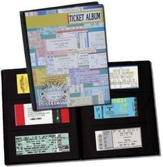 Concert Ticket Album by Ticket Album, http://www.amazon.com/dp/B000RJ30UQ/ref=cm_sw_r_pi_dp_lXK8qb1T3NWX8