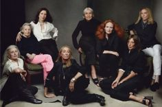 Vogue's documentary is an homage to fashion's most beautiful images. Photo by Annie Leibovitz. by Editzel
