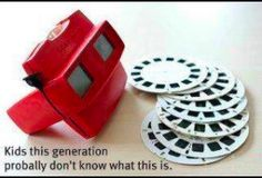 Red Viewmaster! Who had one of these?
