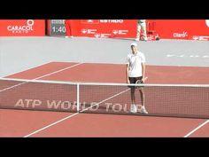 When 5-foot-9 Dudi Sela loses to 6-11 Ivo Karlovic, he can appreciate the humor