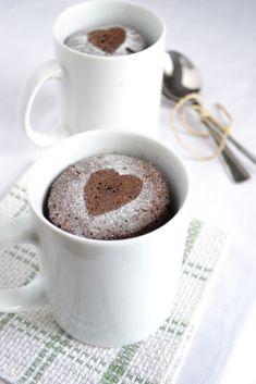 chOcOlate espressO mug cake