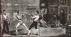 Boxing at Gentleman Jim's
