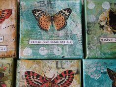 Art Journaling & Mixed Media LOVE!