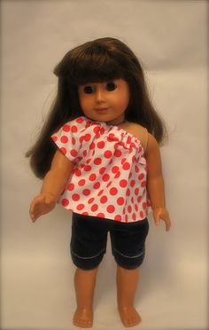 The Blueberry Moon: a couple American Girl clothing patterns and some baby doll clothes patterns
