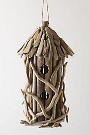Awesome bird house