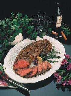 Roasted Beef Tenderloin With Henry Bain Sauce Recipes — Dishmaps