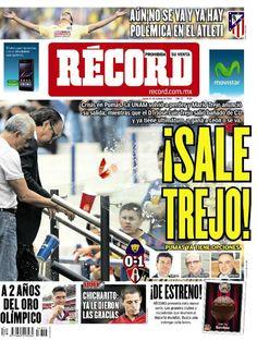 México 11 agosto del 2014 - RÉCORD