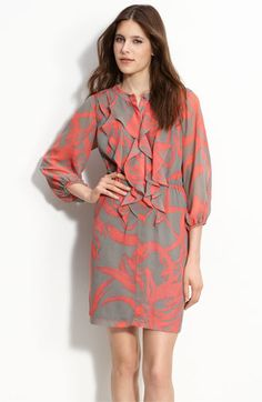 If a dress has ruffles, I automatically want it.