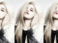 Sky Ferreira Models Saint Laurents Pre Fall 2013 Collection by Hedi Slimane