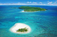 CHECK! View of Beautiful Palominitos and Palominos Islands.....Puerto Rico