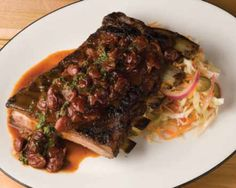 cherri glaze, rib recipes, glaze rib