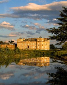 Croome Court, Worcestershire, England