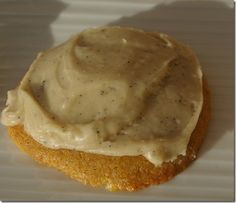 Pumpkin Cookies w/ Brown Butter Icing