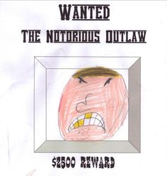 Wanted Posted Activity