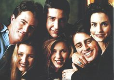 friends. just about the best tv show ever