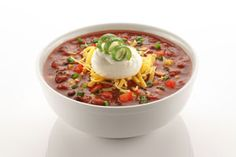 Fat-Melting Vegetarian Chili
