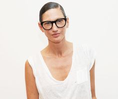 Jenna Lyons NYFW Interview at J.Crew Spring 2015 Collection
