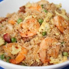Arroz chino ~ arroz frito