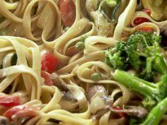 food network, ree drummond, sauce recipes, pioneer woman, chicken pasta, pioneer women, dinner tonight, pasta primavera, meal