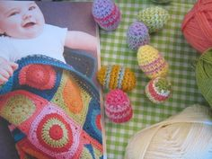 Sweater Surgery: How to crochet an Easter Egg