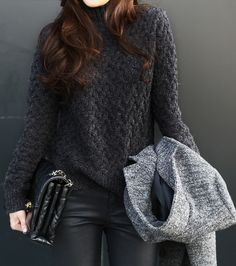Minimal + Chic | tones and textures