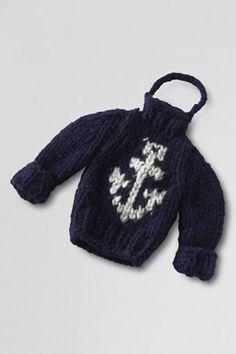 Knit Sweater Ornament  $8.50  http://www.landsend.com/pp/SetOrnament~230170_-1.html?bcc=y&action=order_more&sku_0=::UK7&CM_MERCH=search-_-anchor&origin=search