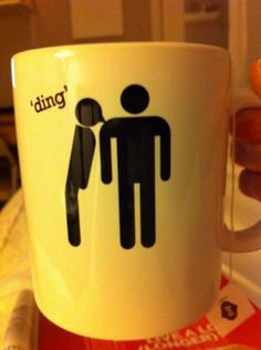 Impractical jokers mug.