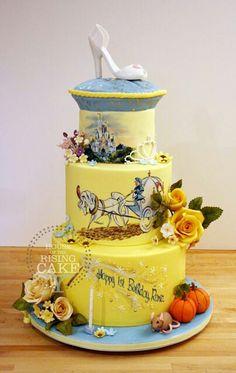 little princess, disney princesses, rise cake, shoe cakes, wedding cakes, cinderella cake, hous, amaz cake, birthday cakes