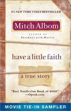 Anything by Mitch Albom!