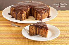 Paleo Carrot Cake (g...