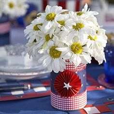 Easy 4th of July crafts...