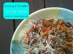 3 or 4 Items Crock-pot Tortellini