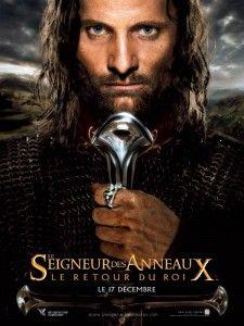 Le Seigneur des anneaux est une trilogie cinématographique de fantasy réalisée par Peter Jackson et basée sur le roman homonyme en trois volumes de J. R. R. Tolkien. Les films composant cette trilogie sont La Communauté de l'anneau (2001), Les Deux Tours (2002) et Le Retour du roi (2003).