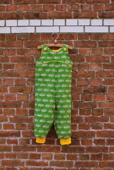 Oliver+S Playsuit by Justina Maria Louisa, via Flickr