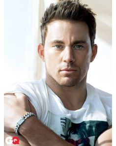 Just because everyone needs a little Channing Tatum to get through the week.