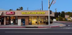 1207 W. Glenoaks Blvd. Glendale, CA | Dollar Loan Center Location
