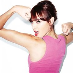 Arm-Sculpting Workout-Ladies if you think men are only interested in you legs and backside, you better think again. Guys love a woman with beautiful, shapely arms. Don't skip your arm workout!