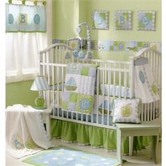 Neutral Baby Bedding Crib Sets on Patch Baby Crib Bedding Set By Sumersault At Baby Bedding Market