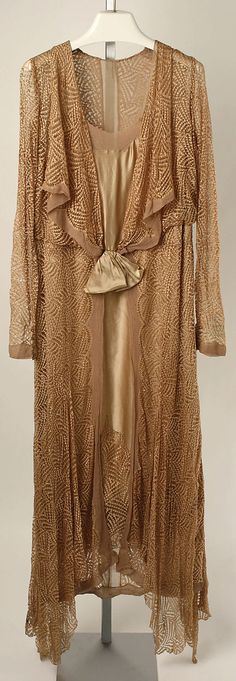 Dressing gown c. 1930