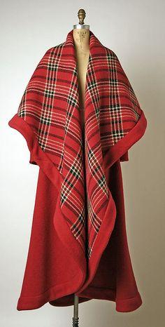 Gorgeous Pierre Cardin Wool coat.  1950