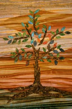 Tree of Life Quilt  Custom Listing for JAG  Final by OmMadeThreads, $300.00
