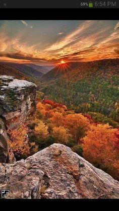 Virginia in Autumn