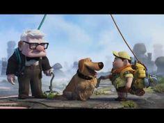 "Up - Dug the Talking Dog - ""Squirrel !"""