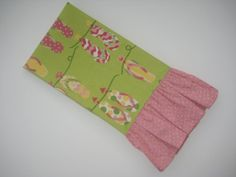 Flip Flop Kitchen Towel by CottageDesigns on Etsy, $10.00