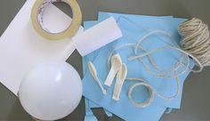 Manualidades con globos