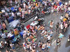 Songkran- thailand
