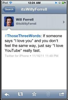 laugh, stuff, funni, hilari, youtube, humor, quot, will ferrell, thing