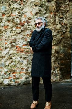 On the Street….Wrapped, Florence « The Sartorialist