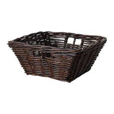 BYHOLMA Basket, brown $9.99