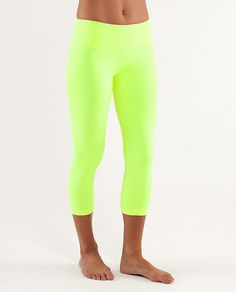 YAY! Neon Wunder Under Crop. These will be mine.